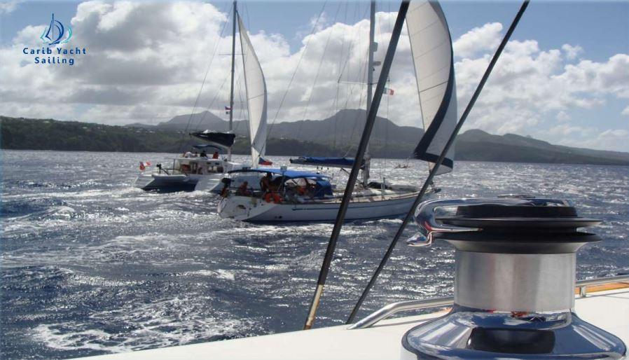 plavby na jachtách